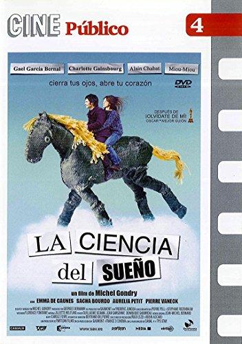 LA CIENCIA DEL SUEÑO DVD