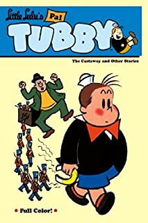 Little Lulu's Pal Tubby 1: The Castaway and Other Stories