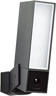 NETATMO(ネタトモ) プレゼンス 屋外用ワイヤレス防犯カメラ (フルHD/ナイトビジョン/LED防犯ライト/動態検知) [日本正規代理店品/保証付] グレー