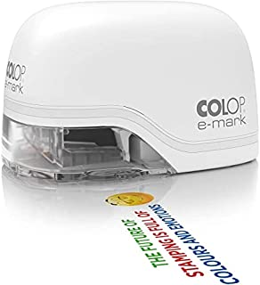 COLOP 153111 e-Mark Electronic Marking Device with Multicoloured Impression incl. Free app