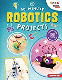 30-Minute Robotics Projects cover