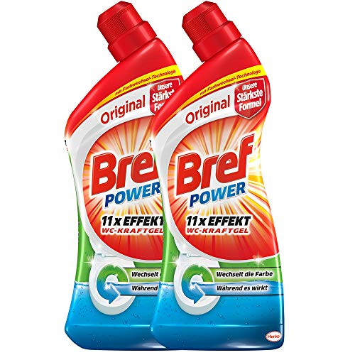 Bref -   Power WC-Kraftgel