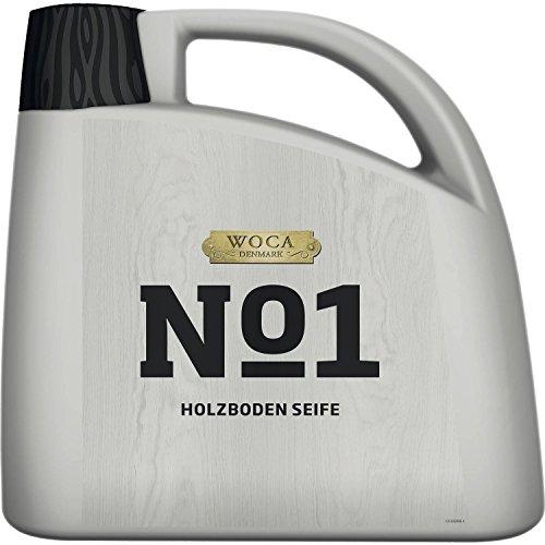 WOCA 211125DE No1 houten vloer zeep wit 2,5 liter