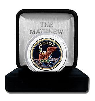Apollo 11 Coin capsuled