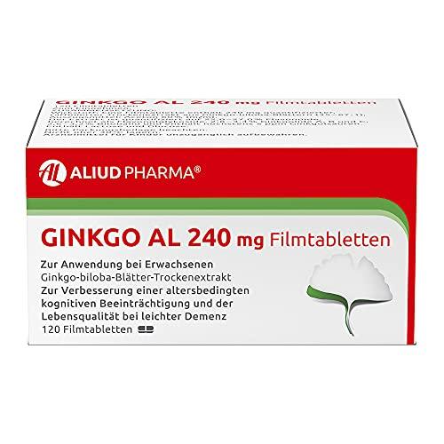 Aliud Pharma GmbH -  Aliud Pharma Ginkgo
