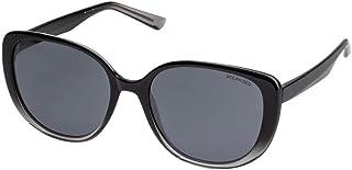 CANCER COUNCIL Women's ANULA 1903430 TCC1903430 Polarized Rectangular Sunglasses, MIDNIGHT GRAD, 56 mm