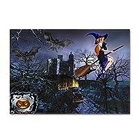 屋内屋外用ハロウィンかぼちゃマット玄関マットエントリカーペットデコレーションマットキッチンの床玄関マット、党恐ろしいマット装飾、テロ、150 * 100センチメートル。 C- 120*160CM
