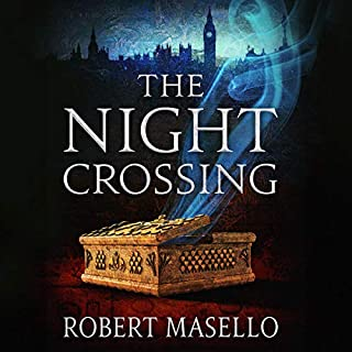 The Night Crossing                   Written by:                                                                                                                                 Robert Masello                               Narrated by:                                                                                                                                 Gary Furlong                      Length: 11 hrs and 53 mins     6 ratings     Overall 4.0