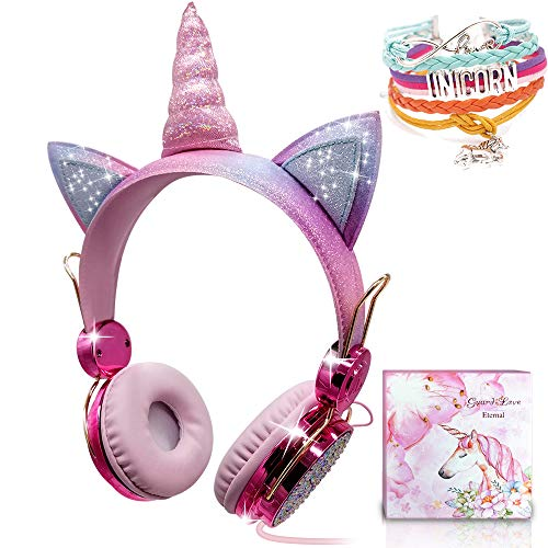 audífonos unicornio fabricante TCJJ