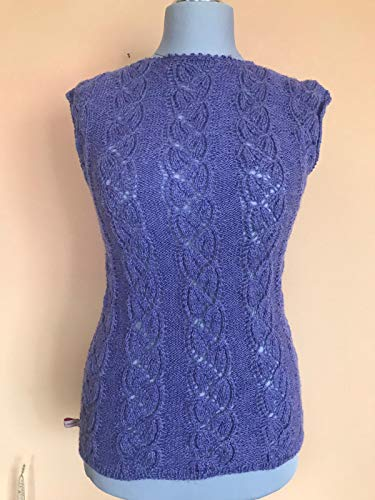Damen kurzam Pullover Pulli T-Shirt Style