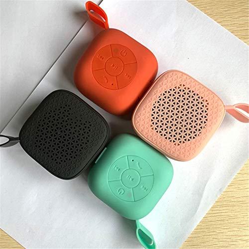 QNQN Altavoz Bluetooth pequeño, tamaño pequeño Sonido, Adecuado para Muchas Ocasiones.