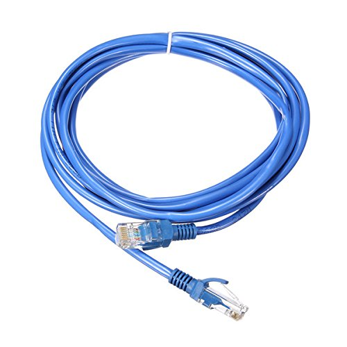 Tutoy 3m Blue Cat5 65FT RJ45 Ethernet kabel Voor Cat5e Cat5 RJ45 Internet Network LAN Kabel Aansluiting
