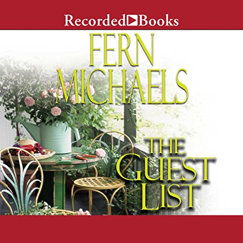 The Guest List                   By:                                                                                                                                 Fern Michaels                               Narrated by:                                                                                                                                 Lori Gardner                      Length: 12 hrs and 2 mins     80 ratings     Overall 4.6
