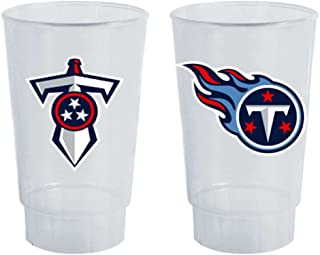 Hunter Tennessee Titans Plastic Tailgate Cups - Set of 4