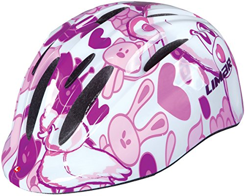 Limar 124 Casque de vélo pour Enfant S Multicolore - Tweet
