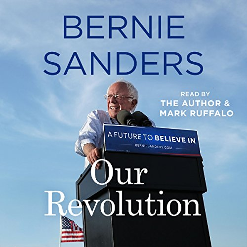Our Revolution audiobook cover art
