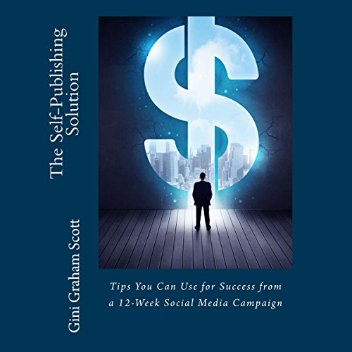 The Self-Publishing Solution audiobook cover art