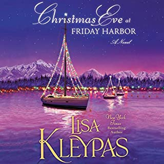 Christmas Eve at Friday Harbor audiobook cover art