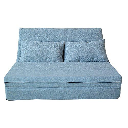 L-R-S-F Sofa Paresseux Pliable Canapé-lit De Toilette Amovible Canapé-lit