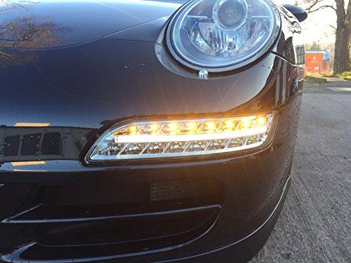 Lightbar Standlicht LED Nebelscheinwerfer Blinker Tagfahrlicht LED Frontblinker 997