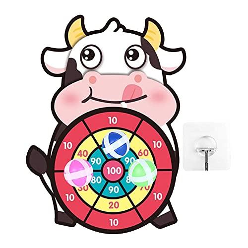 Germplasm Kinder Target Dartscheibe Target Sticky Ball Dartscheibe Interaktives Spielzeug Indoor Und Outdoor Lernspielzeug Darts Set Für Kinder