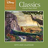 Disney Dreams Collection by Thomas Kinkade Studios: Collectible Print with 2021