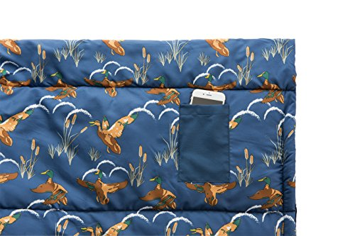 コールマン(Coleman)寝袋コージーIIC10使用可能温度10度封筒型ネイビー2000034773