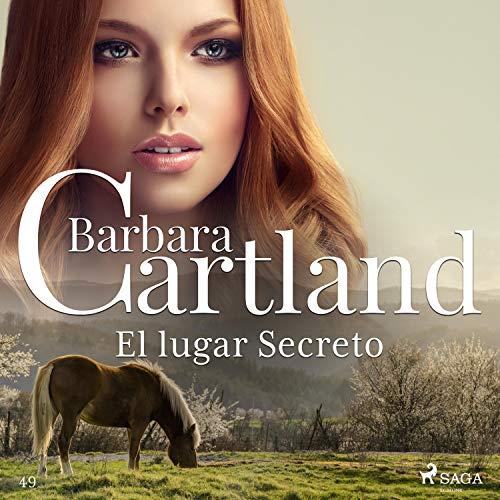 Diseño de la portada del título El lugar Secreto