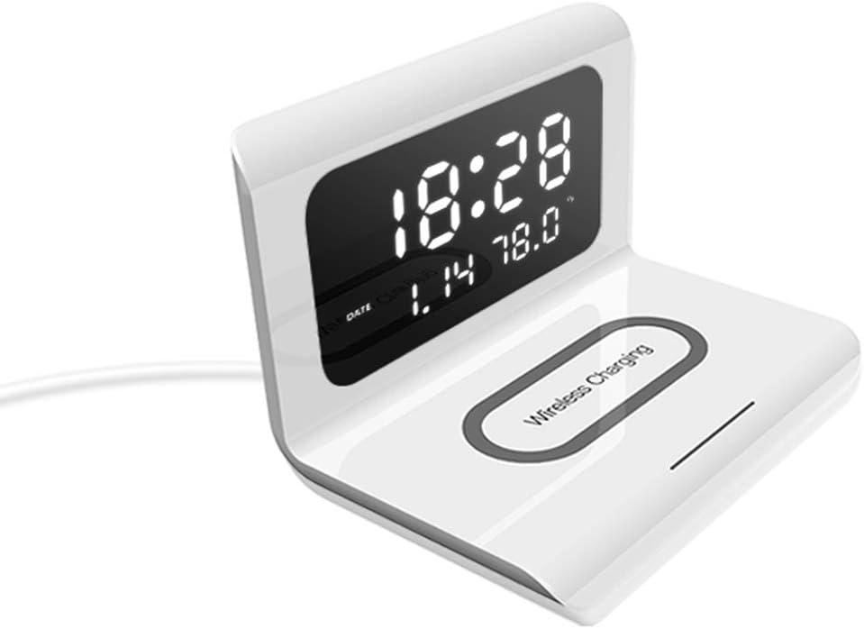 Jilin Electric Clock Perpetual Calendar Wireless Charger Desktop