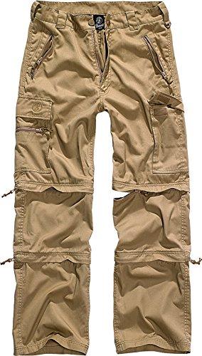Brandit Męskie spodnie do wędrówek Savannah