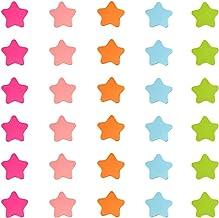 Toyvian 120 Piezas Imanes de Estrella Imanes de Refrigerador Imanes de Nevera Imán Decorativo Pegatina de Refrigerador Dec...