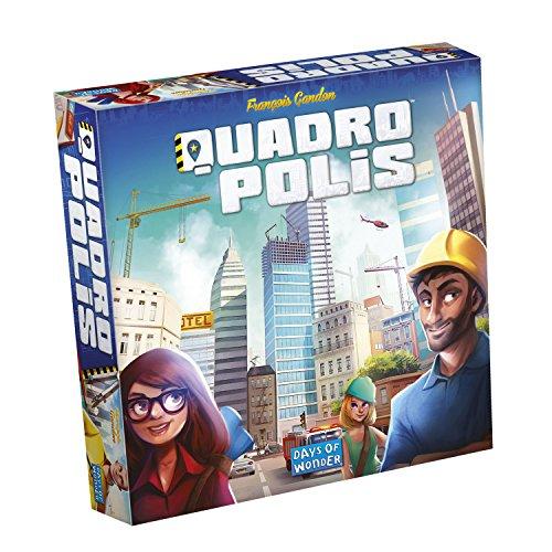 Dungeons y Dados quadropolis (Spanisch) + Promo