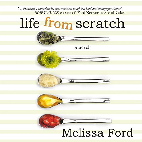 Life from Scratch audiobook cover art