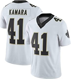 VF Men's Women's and Youth New Orleans Saints Alvin Kamara #41 Black Team Game Limited Jersey