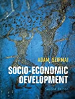 Socio-Economic Development, 2nd Edition Front Cover