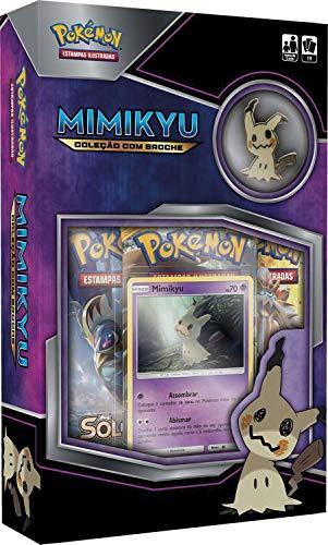 Mini Box Pokémon Mimikyu - Copag