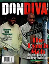 DON DIVA MAGAZINE #56 THE LYNCH MOB (MURDER, EXTORTION AND DRUG TRAFFICKING...