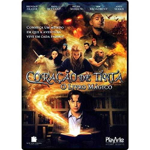 Coração De Tinta [DVD]