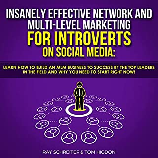 Insanely Effective Network and Multi-Level Marketing for Introverts on Social Media: Learn How to Build an MLM Business to Success by the Top Leaders in the Field and Why You Need to Start Right Now!                   Auteur(s):                                                                                                                                 Ray Schreiter,                                                                                        Tom Higdon                               Narrateur(s):                                                                                                                                 Josh Innerst                      Durée: 3 h et 5 min     Pas de évaluations     Au global 0,0