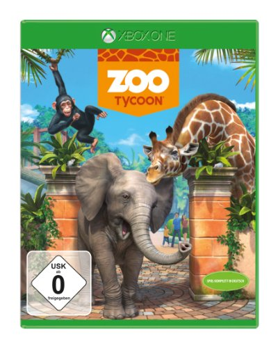 Zoo Tycoon - [Xbox One] - [Edizione: Germania]