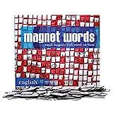 Kylskapspoesi 10004 - Magnetwörter – Englisch -
