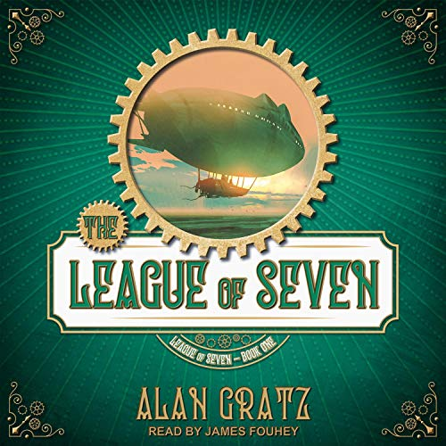 The League of Seven cover art
