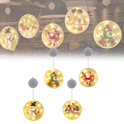 Bluting Decoraciones De AccióN De Gracias Guirnalda PequeñA Iluminada,Decoraciones para Interiores Y Exteriores,Bombilla Amarilla CáLida Sin Llama Led,4pieces