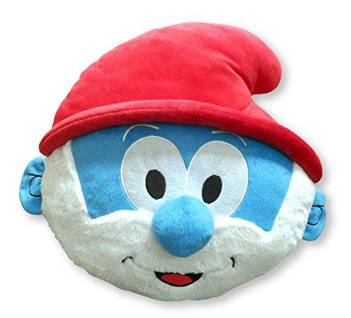 Papa Smurf Cushion Approx. 37 cm