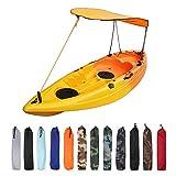 Lixada Kayak Boat Canoe Sun Shade Canopy for Single...