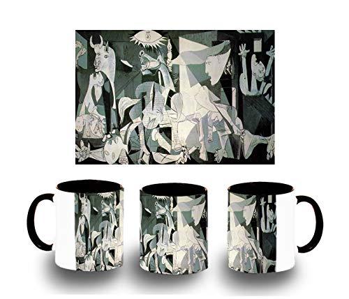 MERCHANDMANIA Taza EL GUERNICA DE Pablo Picasso Color mug