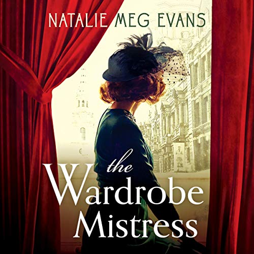 The Wardrobe Mistress audiobook cover art