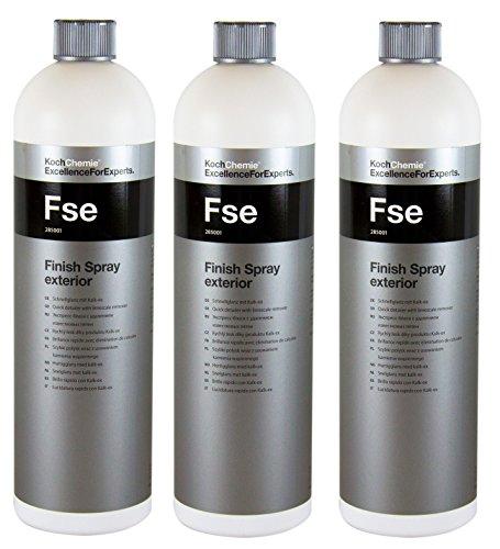 Koch Chemie 3X Fse Finish Spray Exterior Schnellglanz Detailer Kunststoff 1 L