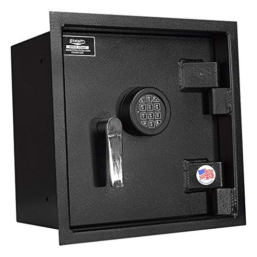 Stealth Heavy-Duty Wall Safe