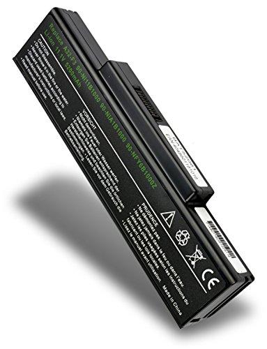 Batterie de remplacement pour Asus 07G016KB1865 (5200mAh/10.8V)